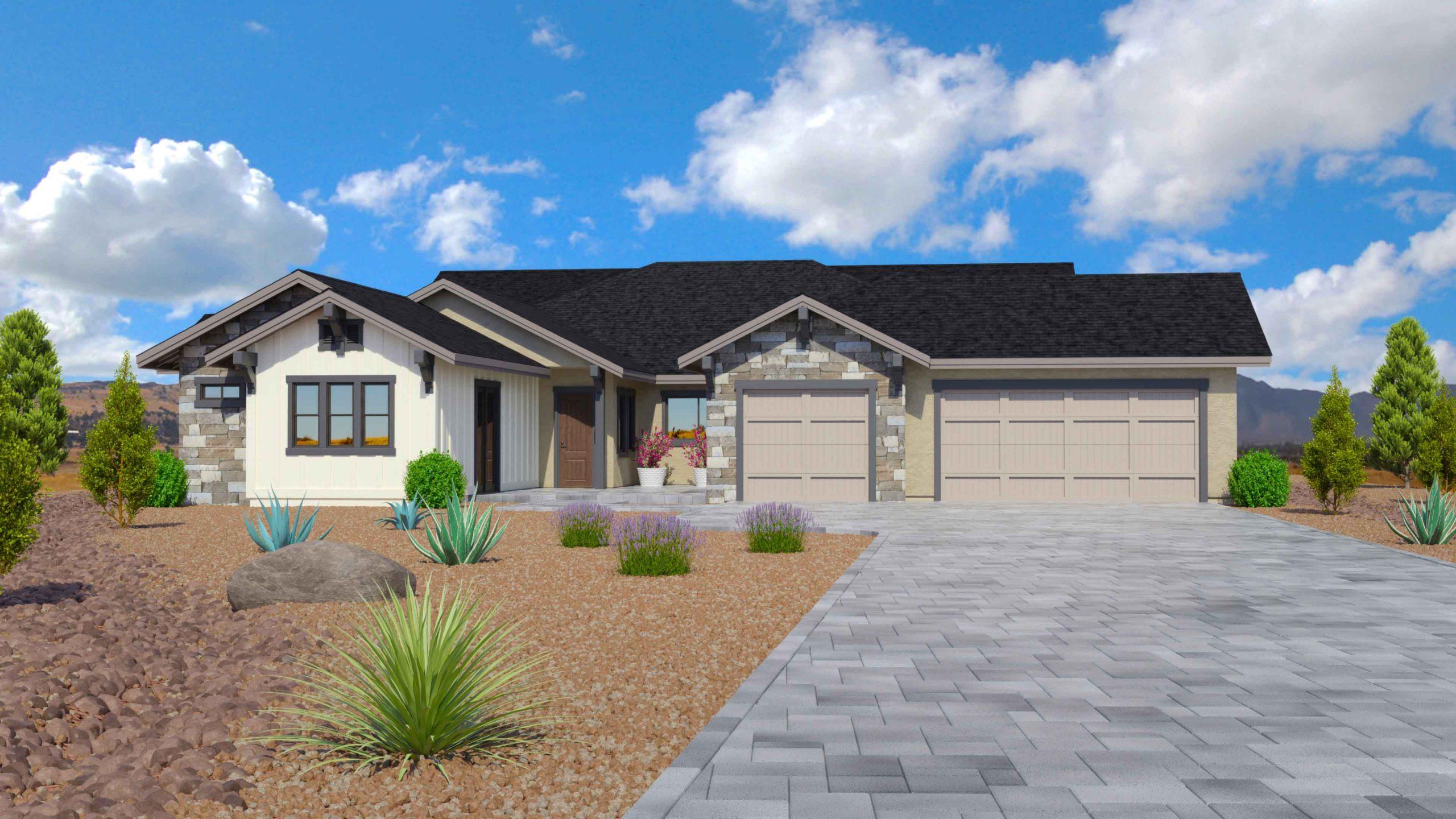 Jasper Custom Home